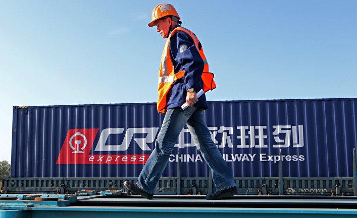 Контейнер из Китая