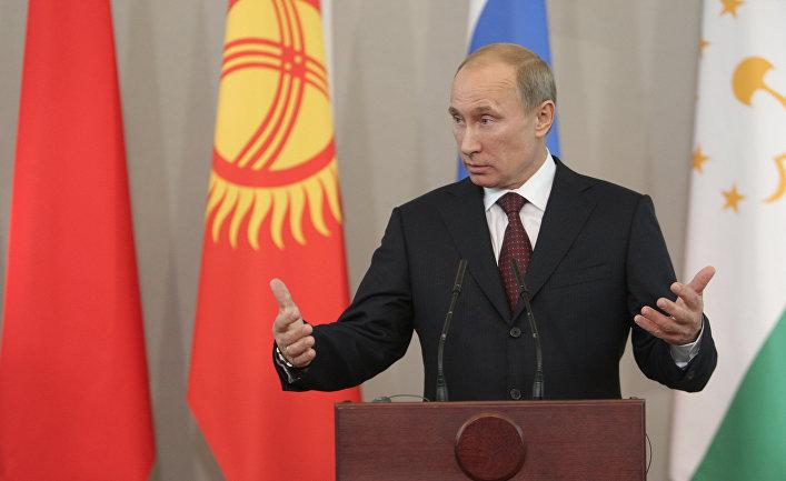Рабочий визит В.Путина в СЗФО