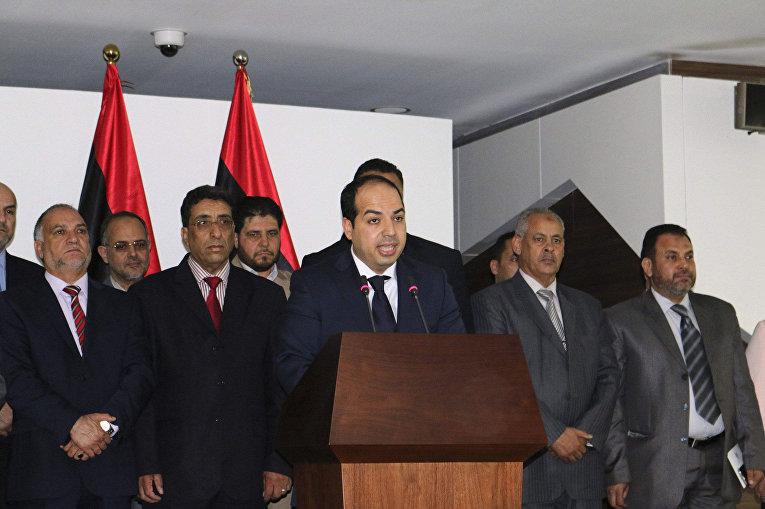 Премьер-министр Ливии Ахмед Миитик