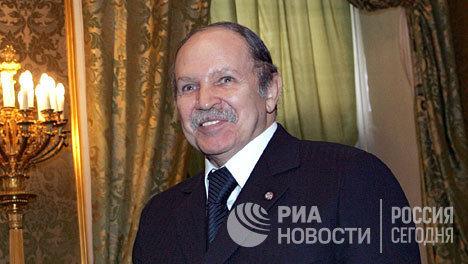 Абдельазиз Бутефлика