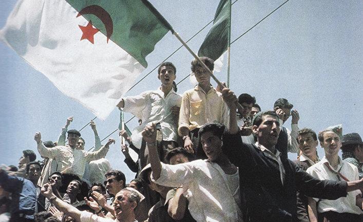 День провозглашения независимости Алжира 5 июля 1962 года