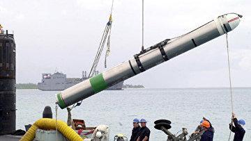 крылатая ракета томагавк