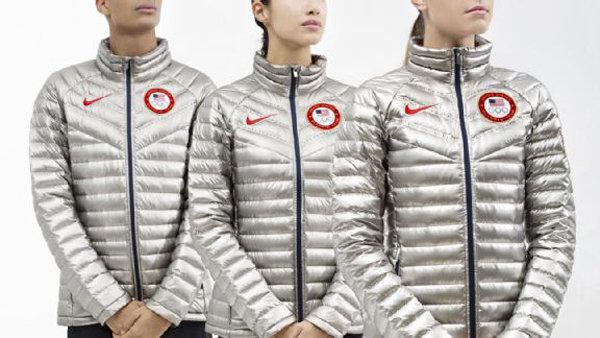 Олимпийская одежда команды США