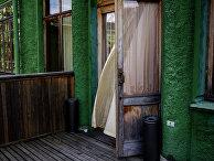 "Дом-музей ""Дача Сталина"" на территории санотория ""Зеленая роща"" в Сочи"