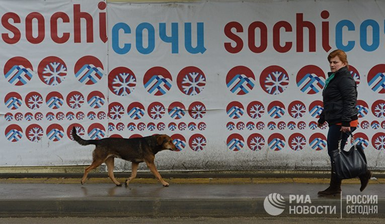 Сочи готовится принять XXII Олимпийские зимние игры