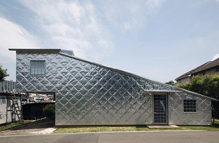 Дома-дзютаку в Японии
