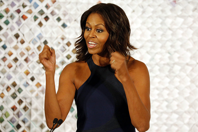 Первая леди США Мишель Обама