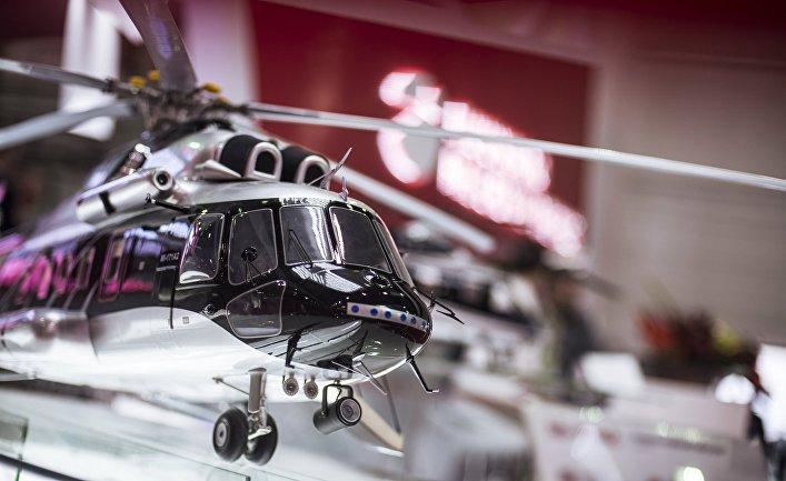 Модель многоцелевого вертолета Ми-171