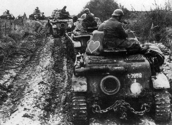 Французский танк R 35