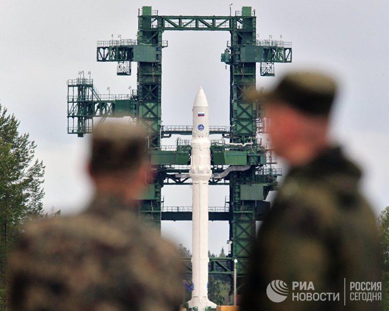 """Произошла автоотмена запуска ракеты """"Ангара"""" и старт отложен на сутки"""