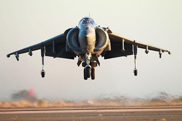 Штурмовик «Макдоннел Дуглас AV-8B «Харриер» II»