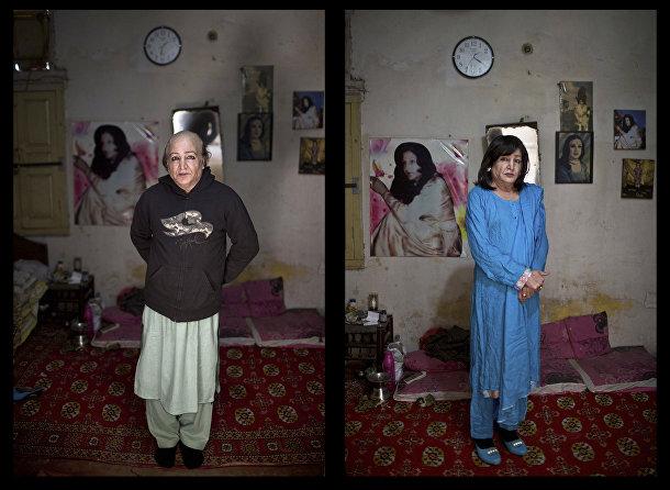 Арфин Наса до и после перевоплощения
