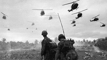 Операция «Першинг» во Вьетнаме