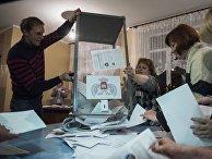 Выборы в Донецкой народной республике