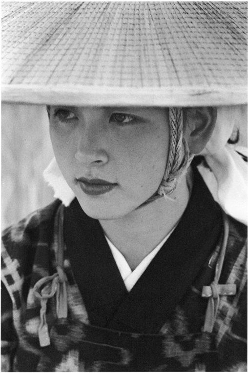 Ихэи Кимура, 1953 «Девушка из Омагари»