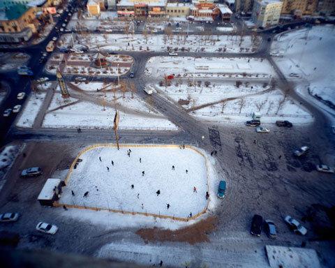Бездомные в Монголии: центр Улан-Батора