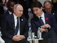 Рабочий визит президента РФ В. Путина во Францию