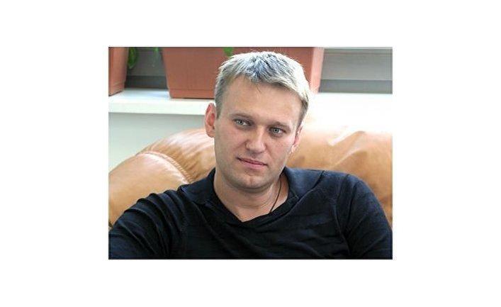 Адвокат Алексей Навальный