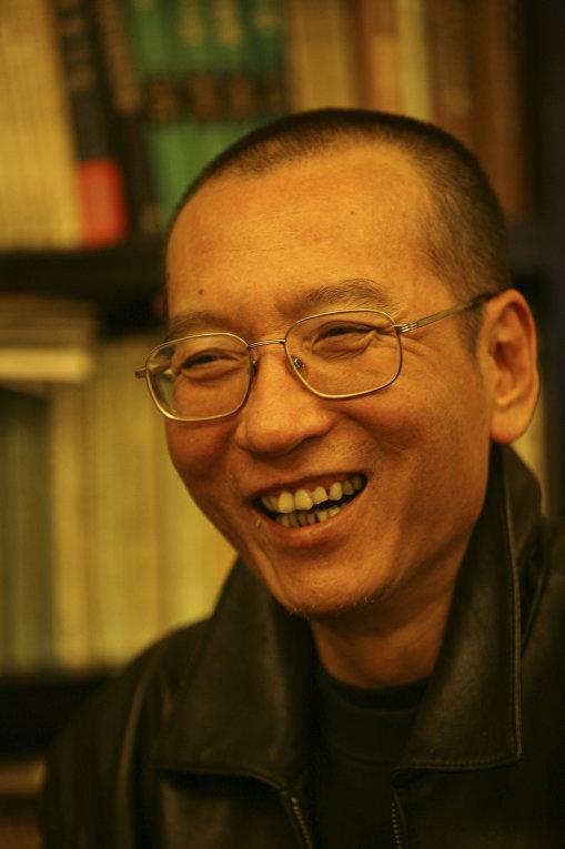 китайский правозащитник Лю Сяобо