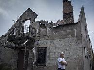 Житель села Александровка Донецкой области