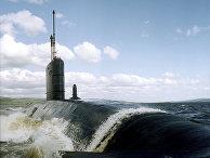 Подводная лодка класса «Суифтшюр» HMS Superb