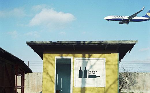 Поселок Соодевахе в Эстонии