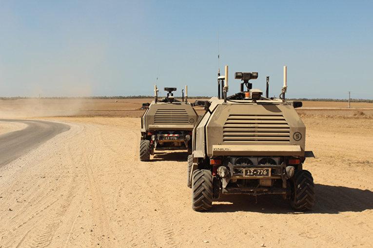 Израильская военная техника