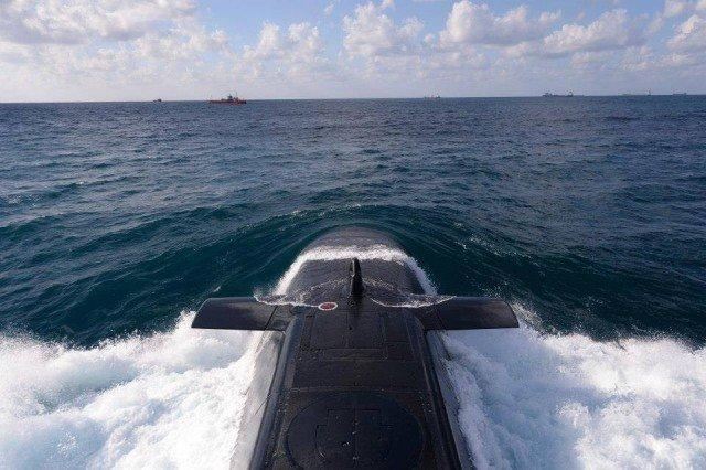 Подводная лодки типа «Дольфин»
