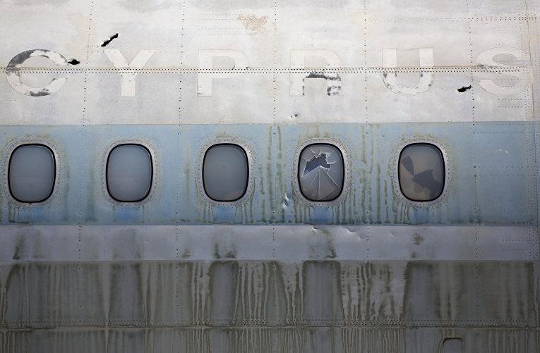 Заброшенный аэропорт в буферной зоне ООН на Кипре