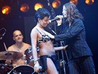 22 декабря 2005. Группа Тату выступает в Цюрихе, Швейцария