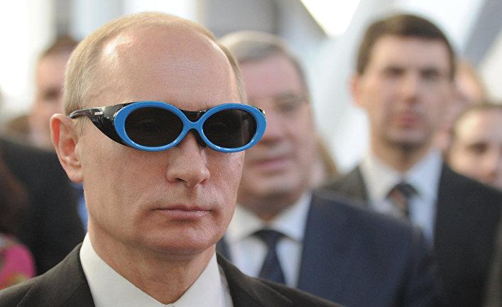 Рабочая поездка Владимира Путина в Сибирский федеральный округ