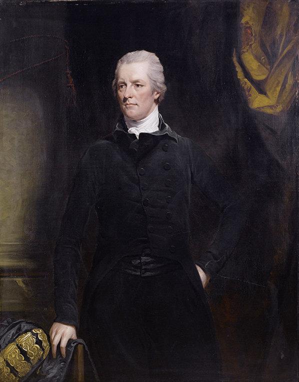 16-й премьер-министр Великобритании Уильям Питт Младший