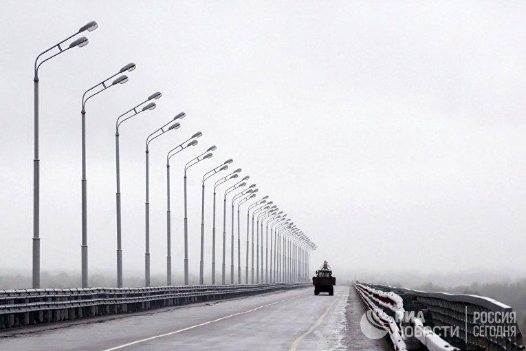 Остров Большой Уссурийский в Хабаровском крае