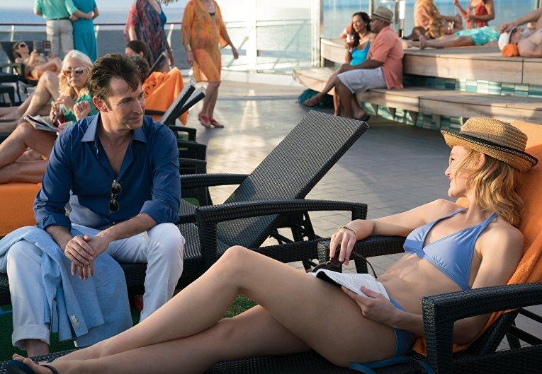 Кадр из сериала «Романовы»