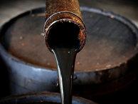 Нефть в музее скважины Дрейка в Пенсильвании