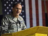 Начальник Генерального штаба ВВС США генерал Дэвид Гольдфейн