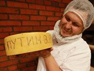 """Олег Сирота, основатель сыроварни """"Русский пармезан"""""""