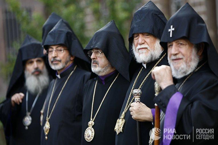 Собрание епископов Армянской Апостольской церкви