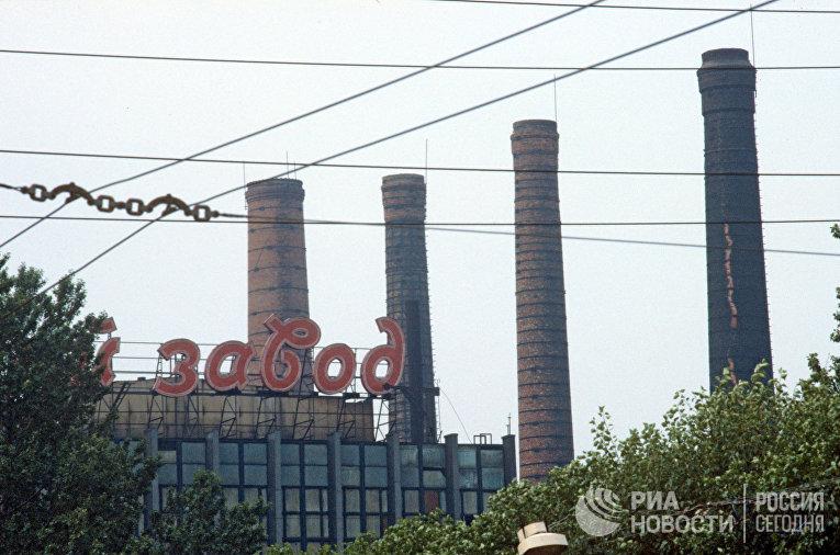 Трубы Кировского завода