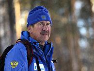 Тренер по функциональной подготовке женской сборной России по биатлону Михаил Девятьяров