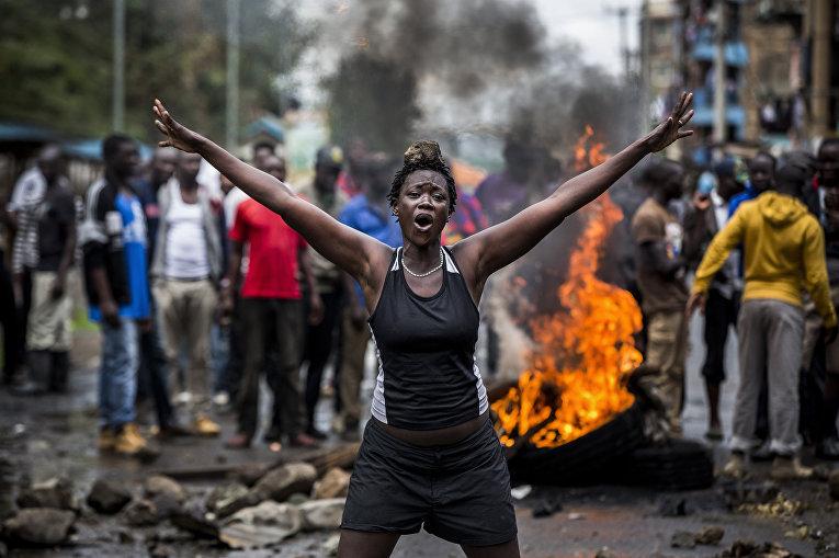 Беспорядки в Кении после выборов, Луис Тато
