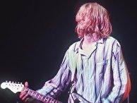 Выступление Nirvana в Токио