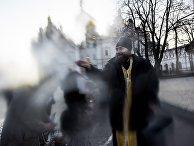 Священнослужитель на Украине