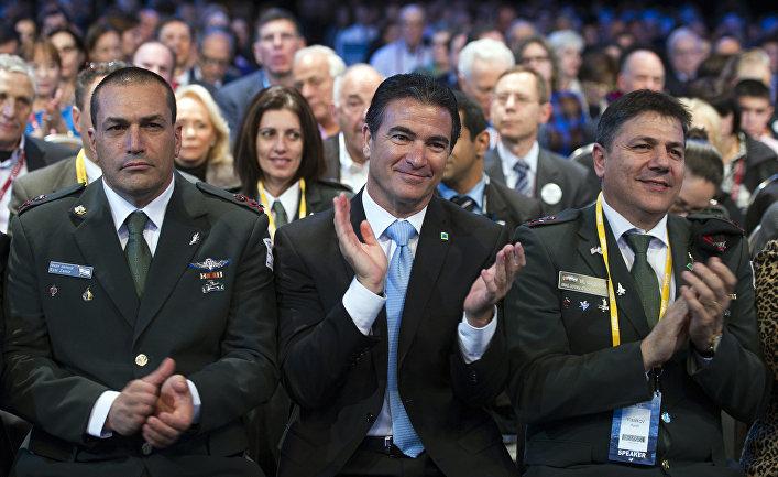Израильский советник по национальной безопасности Йосси Коэн