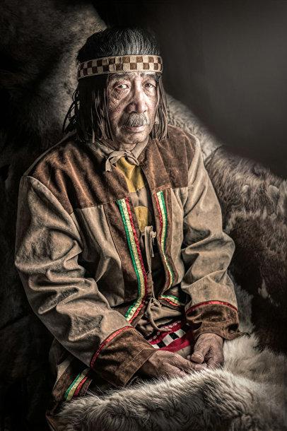 Мужчина из юкагиров
