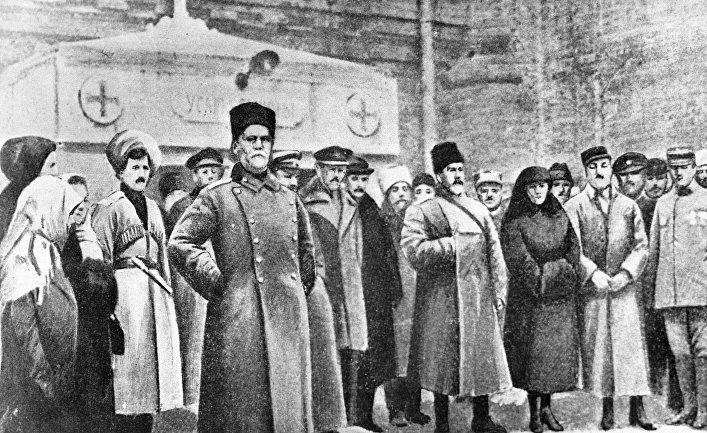 Генерал Анатолий Иванович Деникин