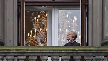 Представитель немецкой партии «зеленых» ибывший министр поохране окружающей среды ипоядерной безопасности Юрген Триттин