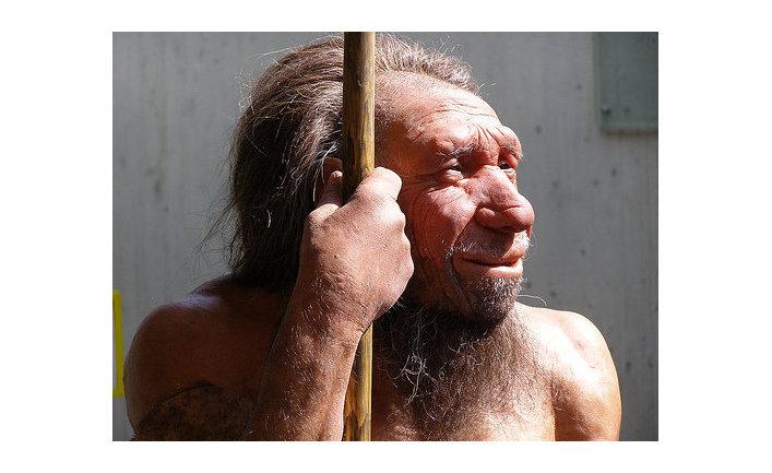 Внешний вид неандертальца, воссозданный учеными по обнаруженным костям