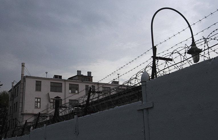 Лефортовская тюрьма