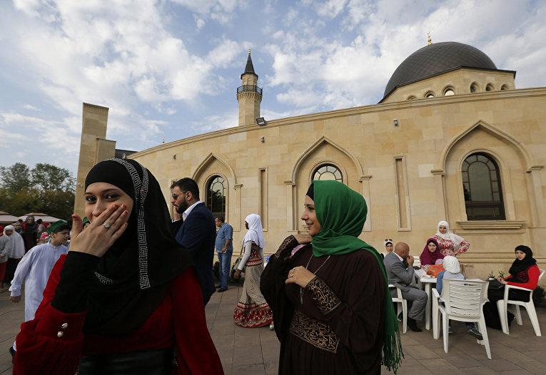 Мечеть «Ар-Рахма» в Киеве